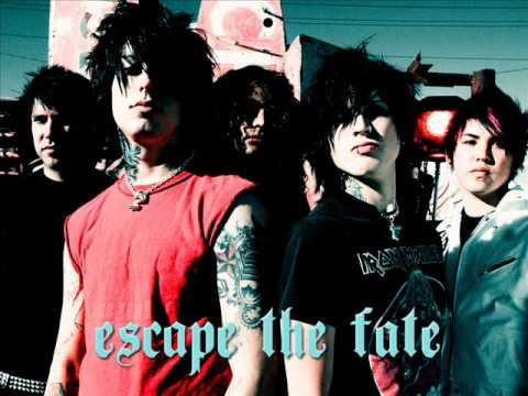 Escape the Fate - Not Good Enough for Truth In Cliche (Instrumental)