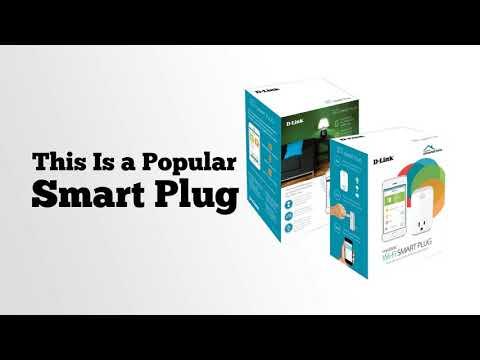 D Link Smart Plug Review