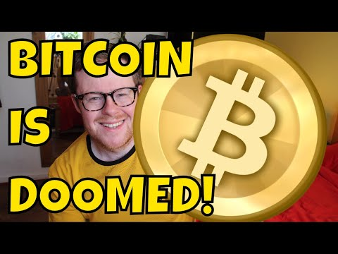 When Will The Bitcoin Bubble Burst? Why Bitcoin Is Going To Crash