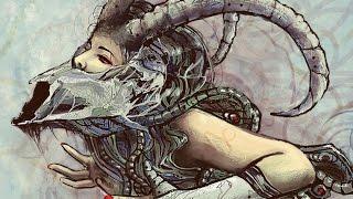 видео Зодиак Козерог (синий)