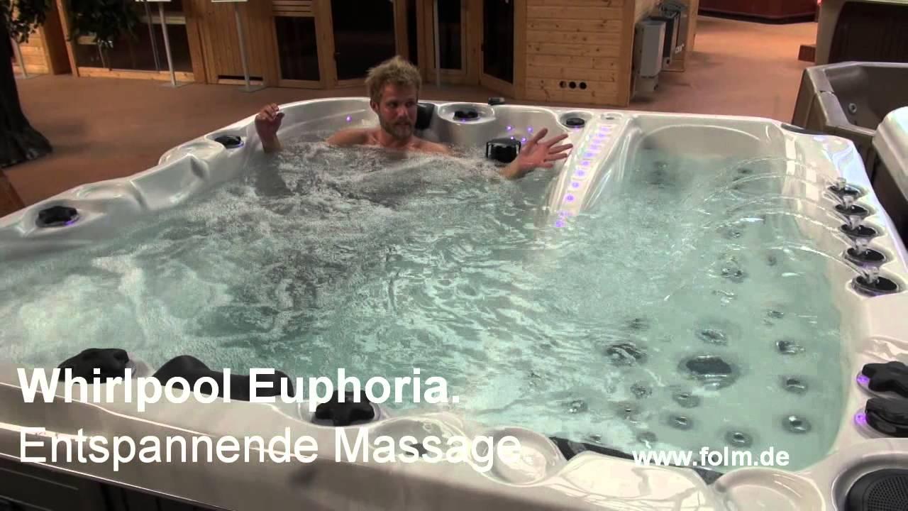 Whirlpool Bad Marktplaats : Whirlpool euphoria entspannende massage youtube