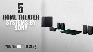 Top 5 Sony Home Theater Systems [2018]: Sony BDVE3100 5.1 Channel Home Theater System