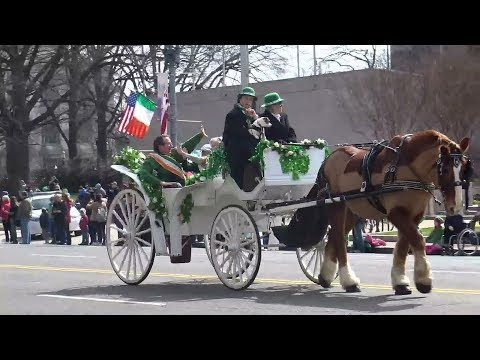 2018 St. Patrick's Day Parade of Washington, DC