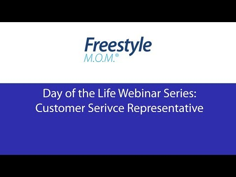 Day of the Life Webinar Series: Customer Service Representative