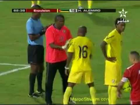 Maroc Vs Mozambique Part 3 @ MarocStream.de