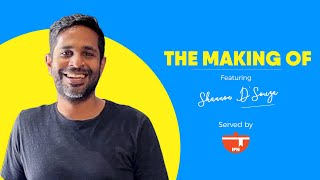 The Making Of (Ep 12) | Shannon D'Souza, KC Roasters | Coffee Culture and the Perfect Cup of Coffee