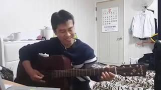[기타연주] 처녀뱃사공 - 금과은
