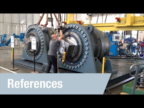 Modernization Production | Sugar Mill Drive | SEW-EURODRIVE