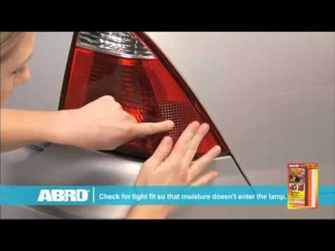 Tail light repair kit youtube tail light repair kit aloadofball Image collections