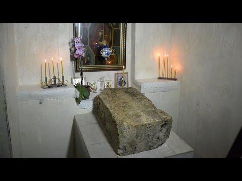 Чудотворный камешек. Усть-Медведицкий Спасо-Преображенский женский монастырь.
