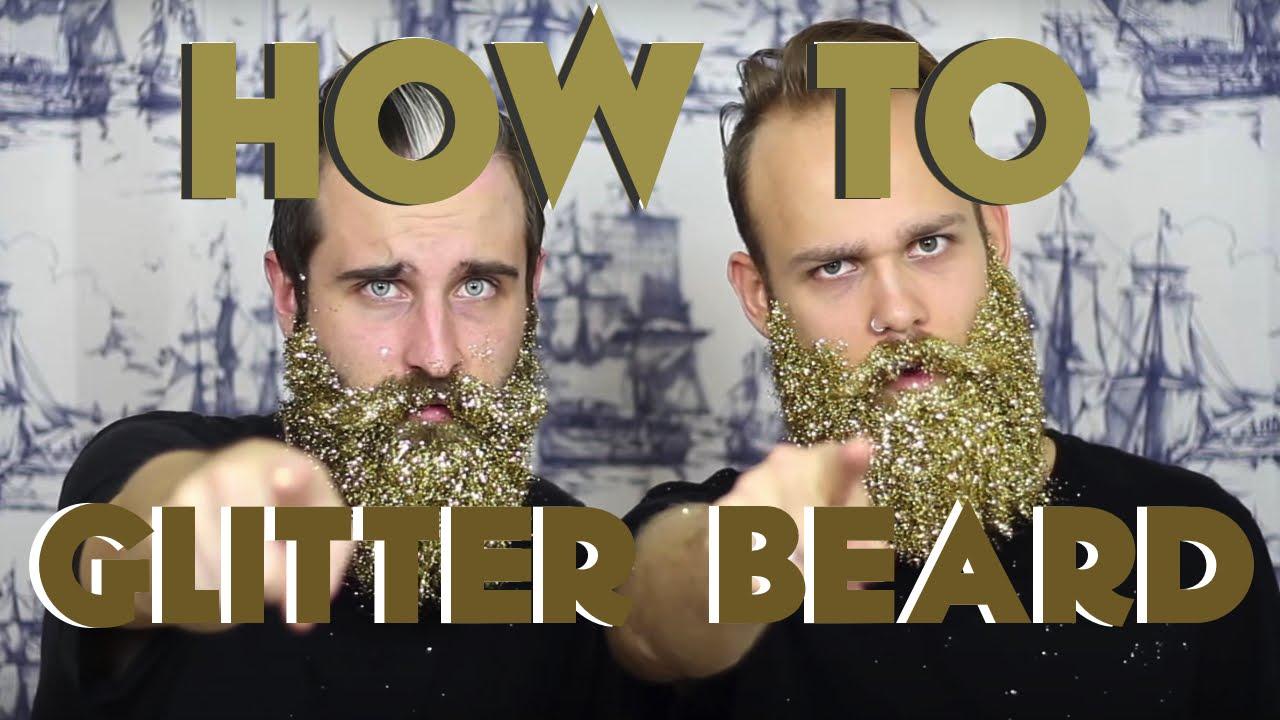 How to glitter beard the gay beards youtube solutioingenieria Gallery