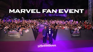Marvel India Fan Event with Joe Russo