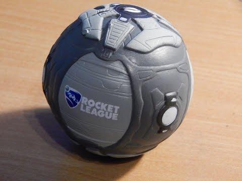 Rocket League Ball IRL!