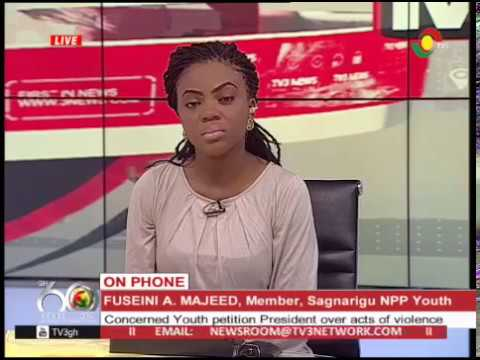 Midday Live - 16/9/2017