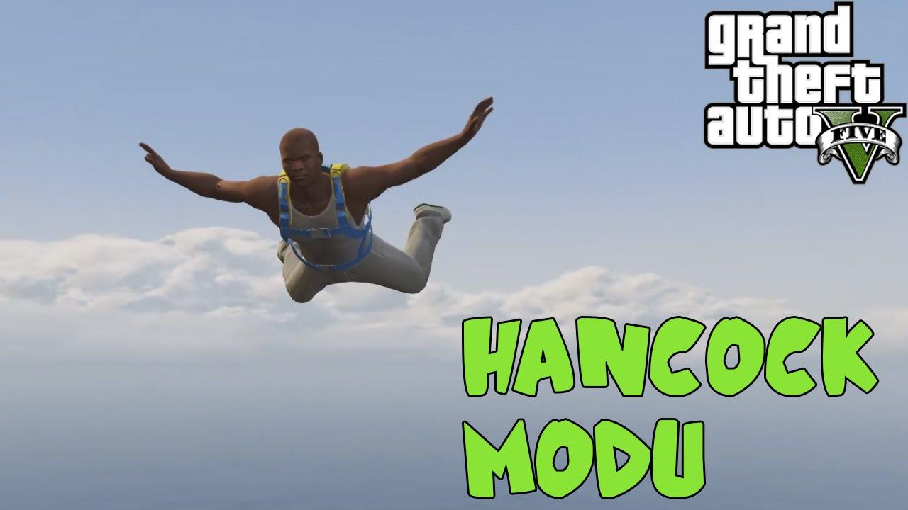 GTA V Modları - Hancock Modu - Bölüm 2