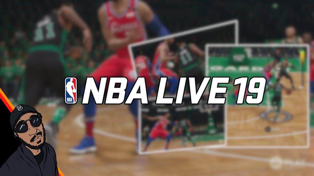 NBA LIVE 19 | EXCLUSIVE FOOTAGE |  NEW ANKLE BREAKERS WITH KYRIE IRVING!!!