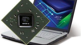 видео Ремонт ноутбука Acer Aspire 3650