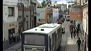 Acciente en calle Pellegrini