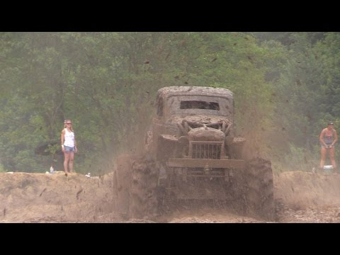 Maximum Power Park, Trucks Gone Wild 2014