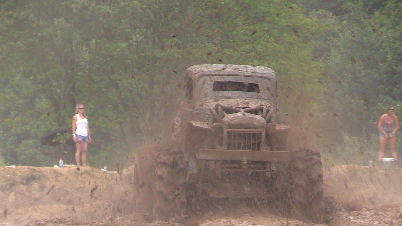 Maximum Power Park, Trucks Gone Wild 2014