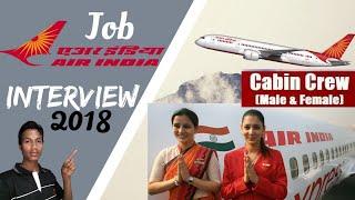 Jet Airways Cabin Crew/Air hostess Jobs & Requirements 2018