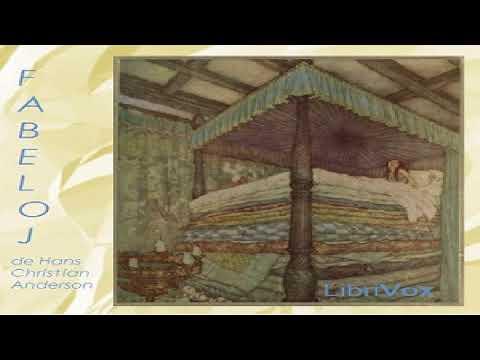 Fabeloj | Hans Christian Andersen | Myths, Legends & Fairy Tales | Speaking Book | Esperanto
