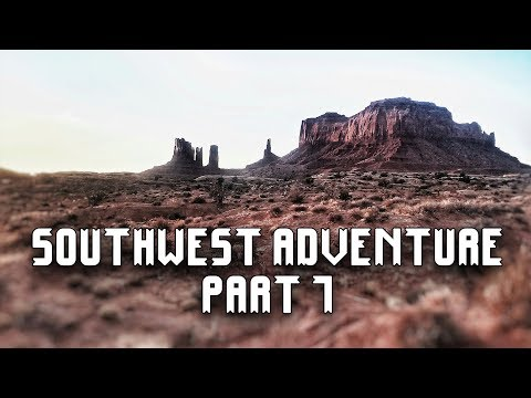 Southwest Adventure PART 7: Monument Valley, Glen Canyon Dam, and Cliff Dwellers