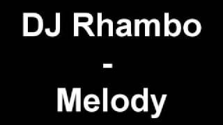 DJ Rhambo - Melody - Dubstep
