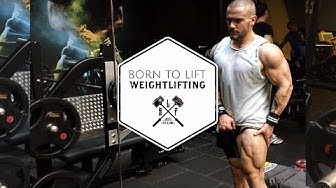 BORN TO LIFT #7 - Projet Lifter Lifestyle insta / Souplesse & Mobilité