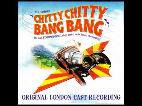 Chitty Chitty Bang Bang (Original London Cast Recording) - 18. Teamwork