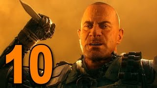"Black Ops 3 - Mission 10 - ""Lotus Towers"" (Call of Duty BO3 Singleplayer Campaign Gameplay)"