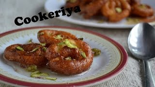 Mava jalebi easy recipe cookeriya