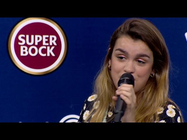 Amaia y Alfred | Espanha | Press Conference | Eurovisão 2018