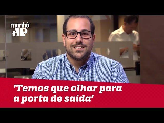 'Temos que olhar para a porta de saída', diz Paulo Mathias sobre programas sociais