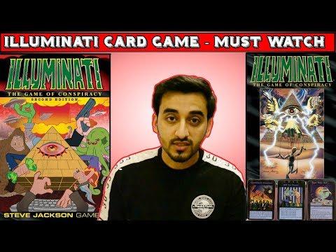 The Mysterious iLLuminati Card Game (Hindi Urdu) | The Baigan Vines