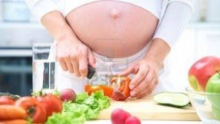 Беременность.  Питание во время беременности