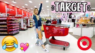 Target Shopping Adventures!! AlishaMarieVlogs