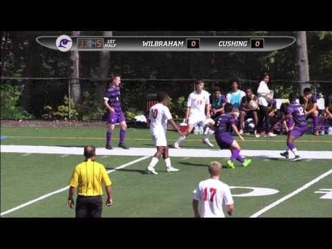 Cushing Academy - Varsity Boys Soccer vs. Wilbraham & Monson Academy