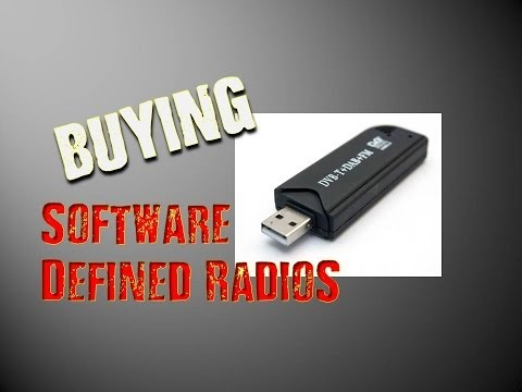 How To Buy A Cheap Software Defined Radio -RTL-SDR (DVB-T) USB