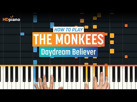 "How To Play ""Daydream Believer"" By The Monkees 