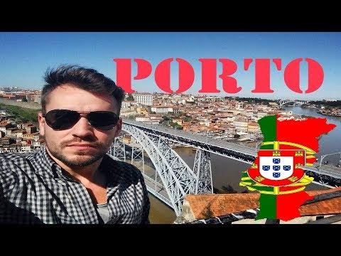 (HD1602) 5 minutes in Porto Oporto, порт, Portugal, Europe - CityTrip