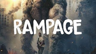 Kolejne monster movie klasy B. Rampage: Dzika Furia