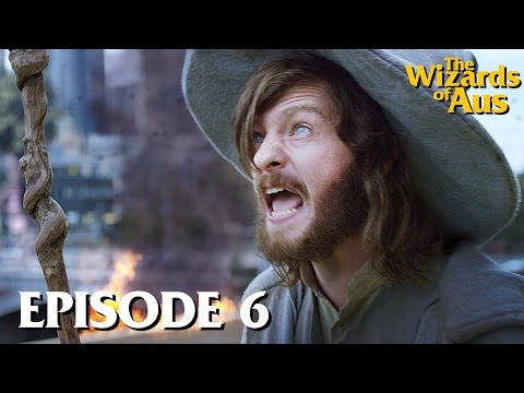 "THE WIZARDS OF AUS || Episode 6 ""M.G.S.B"""