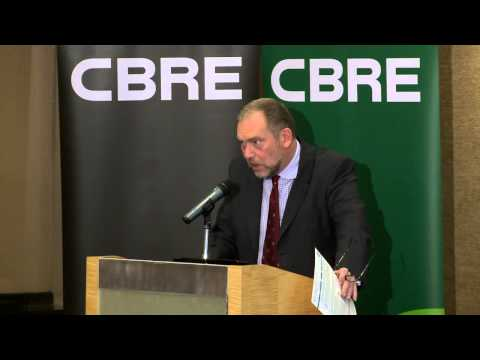 CBRE Asia Pacific Real Estate Investment Market Outlook Breakfast - Part 1