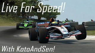 Live For Speed S2: Amazingly hilarious game!