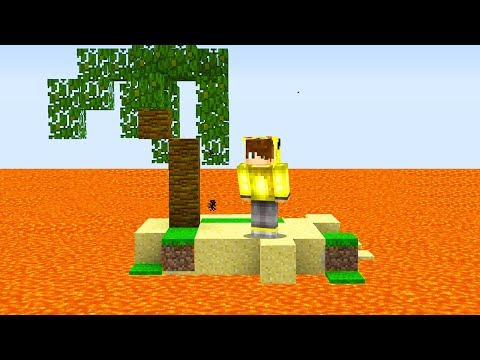 ISMETRG LAV ADASINDA MAHSUR KALDI! 😱 - Minecraft