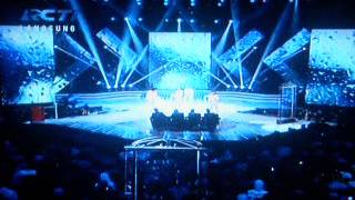X Factor Indonesia: Nu Dimension One Last Cry