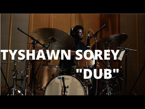 "Meinl Cymbals Tyshawn Sorey Drum Video ""Dub"""