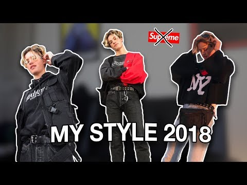 How to find your style in 2018.