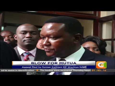 Blow to Mutua